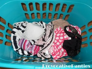 Get a sample of my dirty washing (a minimum of 5 items) - £70