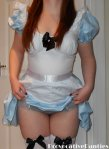 19 photos of me posing in my alice in pantyland costume - £10
